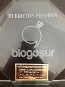 premio mejor blog tecnología 2013 blogosur
