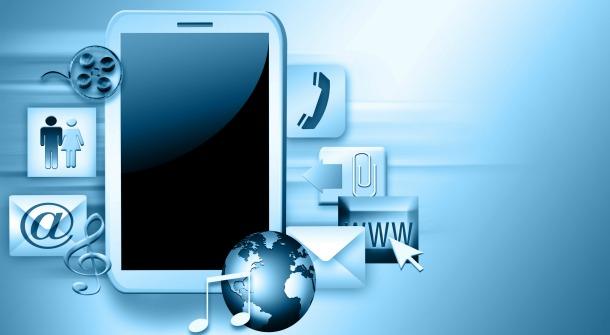 dispositivos móviles y social media