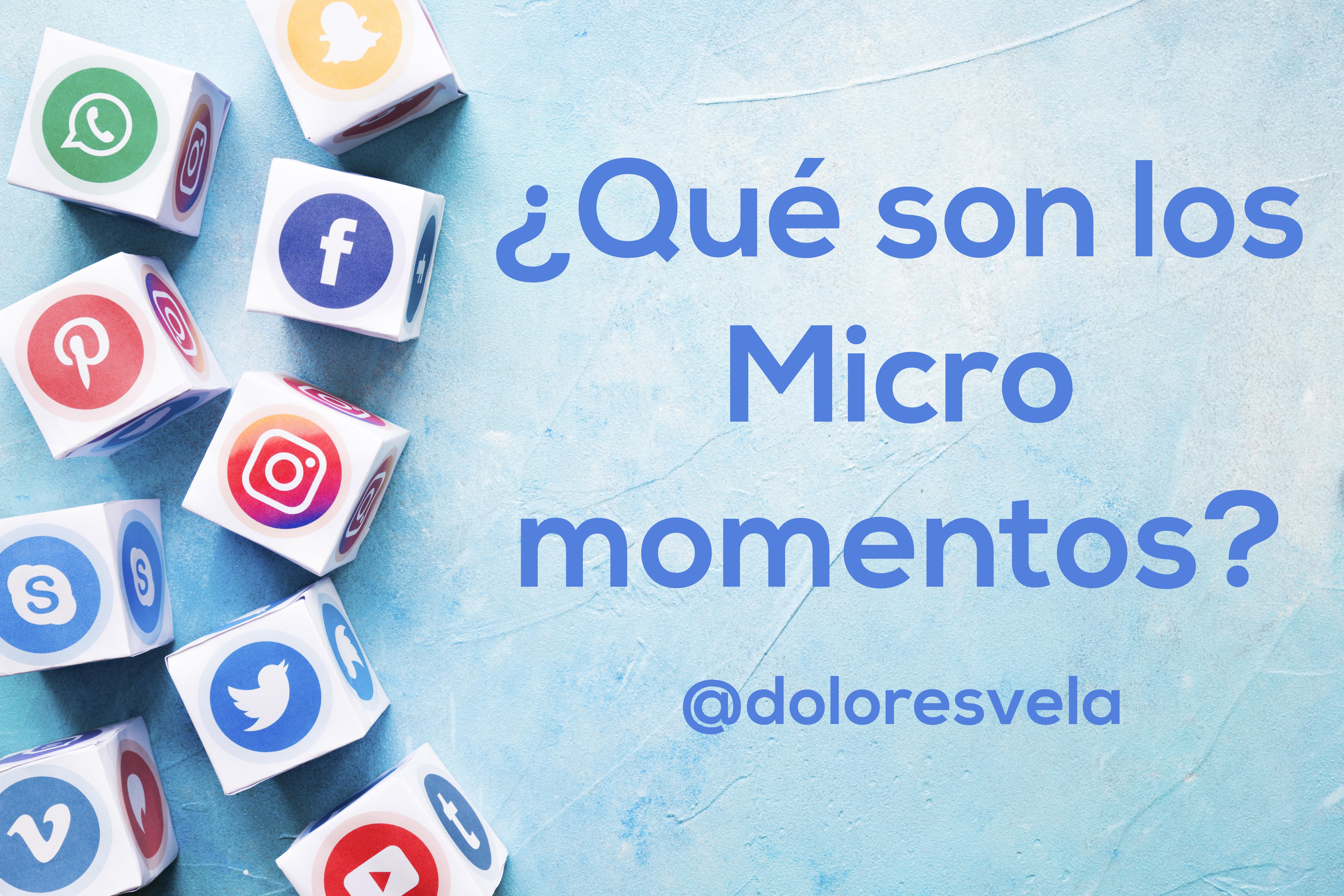 Micromomentos, los nuevos reyes en medios y redes sociales